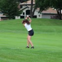 Girls golf attempts to overcome huge loss