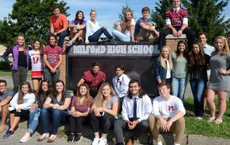 Leadership students raise $15,000 for new entrance sign