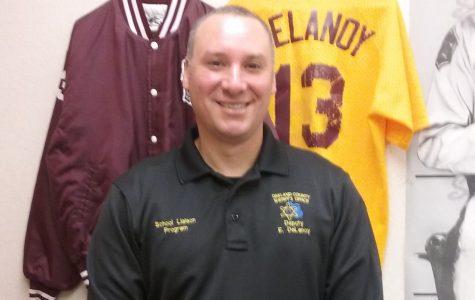 Get to know Deputy DeLanoy!