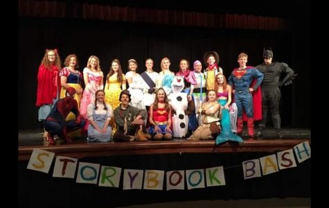 Princesses, superheroes star in MHS Theatre Company 'Storybook Bash'