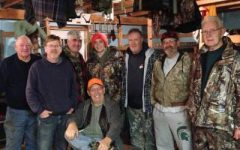 Hunting season brings along a special gift: deer camp
