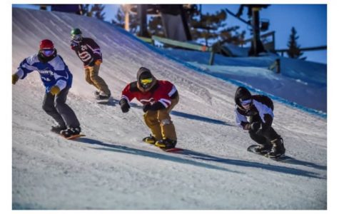 Milford boardercross team races into the season