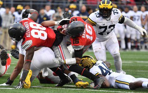 Ohio State Michigan rivalry ignites