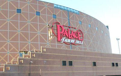 Milford basketball teams to play at The Palace