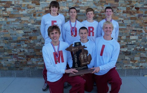 State Champs! Boys Cross country team wins title