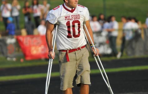 Broken Dreams: Injuries end season for two football starters