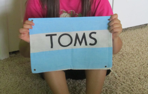 Toms shoes: saving young lives with one shoe at a time