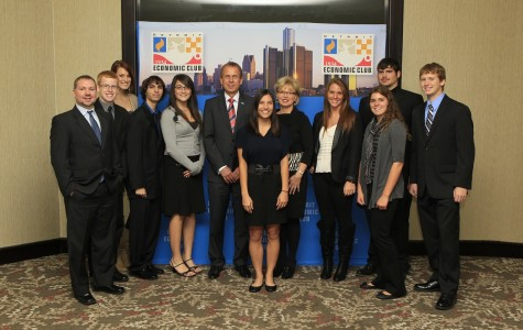 MHS students meet area business leaders