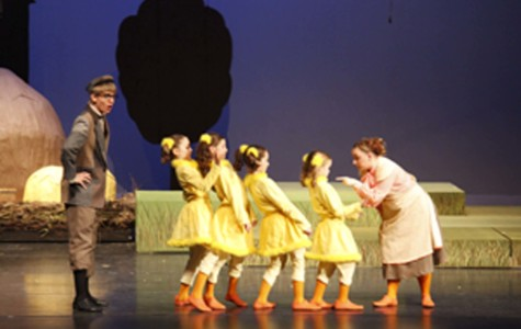 Theatre production of 'The Ugly Duckling' results in beautiful performances