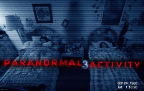 Paranormal Activity 3 is not as scary as it claims