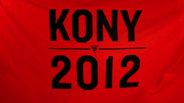 On April 20, 2012, Kony 2012 posters just like this one will be hung everywhere around the globe to support the cause.
