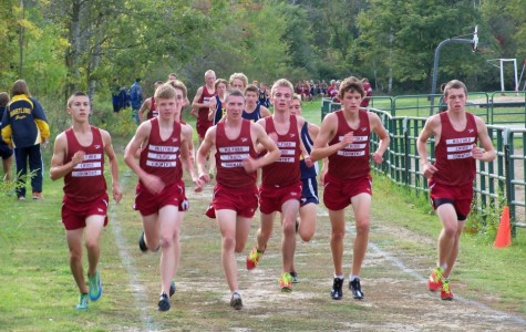 Cross Country team continues run to the top