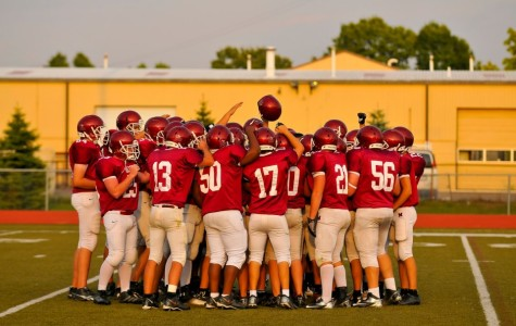 Strong and successful start to junior varsity football