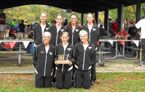 Girls cross country team's hard work leads to great start