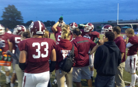 Milford Varsity Football loses 2nd heartbreaker of the year