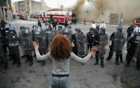 History Repeats Itself as Baltimore Explodes Into Chaotic Riots Again