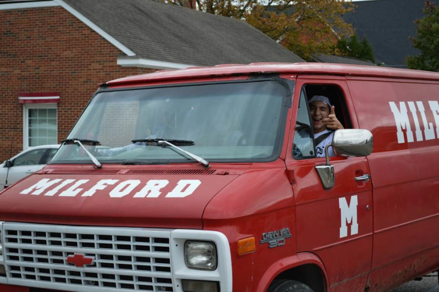 See Milford's Homecoming Parade Photos!