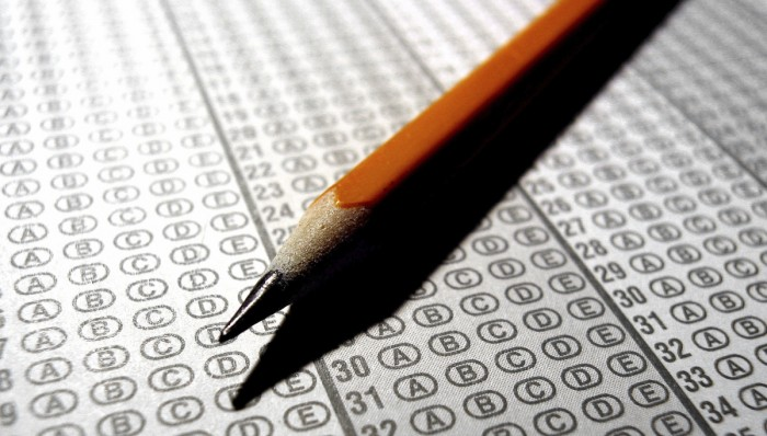 All juniors took the PSAT this year.
