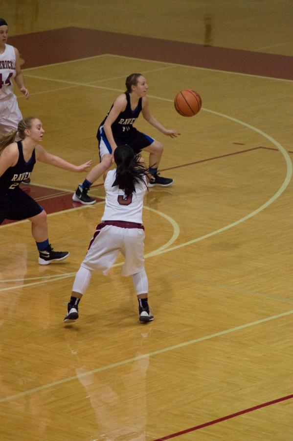 See Girls Varsity Basketball vs Royal Oak Pictures