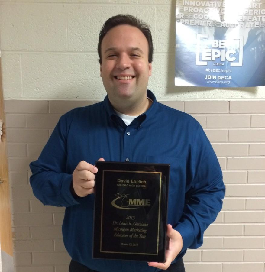 Milford+Teacher+Wins+Award