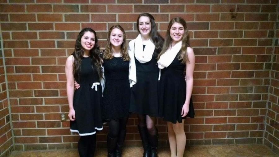 MHS vocal music students go to state competition