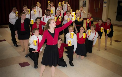 Center Stage and Choraleers gearing up for annual pops concert