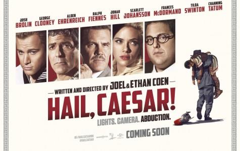 """""""Hail, Caesar!"""" perfect for movie buffs"""