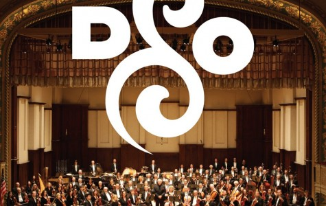 Milford High School takes a trip to see the DSO
