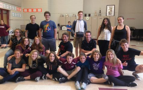 Auditions held for the Addams family musical