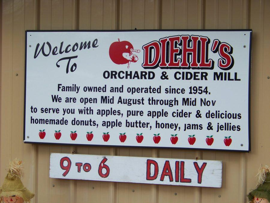 Diehl%C2%B4s+Orchard+and+Cider+Mill