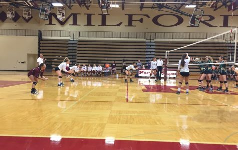 Milford Girls volleyball looking to finish strong