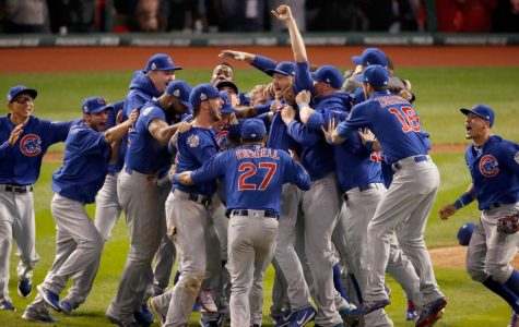 MHS students excited over Cubs World Series win