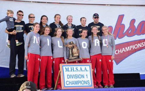 Champions! Girls win it all!