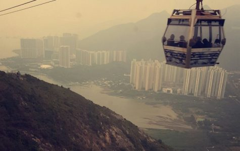 Picture by Bethany Buchanan of Hong Kong from her time studying abroad in Hong Kong and China.