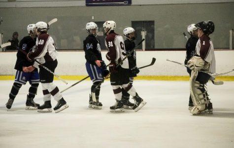 Milford's Varsity Hockey falls to Lakeland