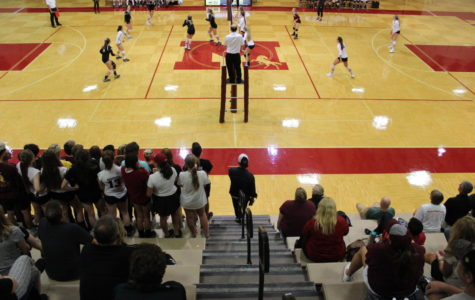 The Milford Volleyball team kicked off conference play with a win over Walled Lake Northern in 5 sets.