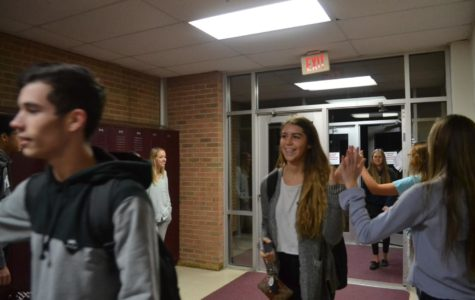 Caring Community Week Promotes Happiness at Milford High School