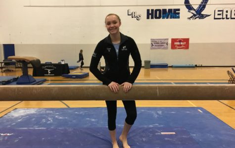 "Gymnast Ciara Charlick ""bounces"" back from ACL tear"
