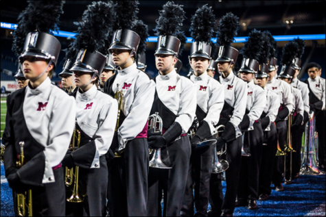 Band marches to strong finish at States