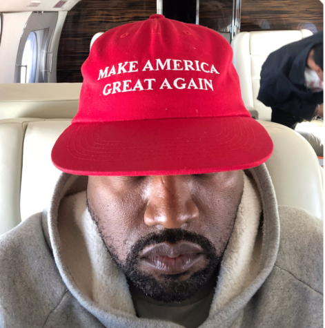The recent controversial spiral of Kanye West