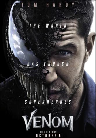 """Venom"" was better than critics say"