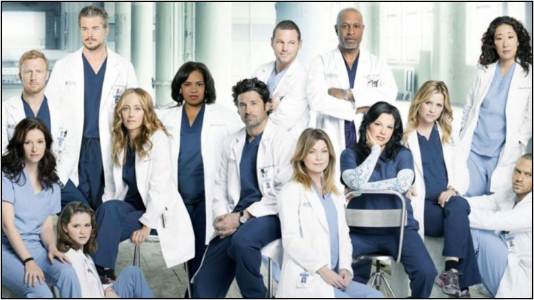 The+Grey%E2%80%99s+Anatomy+cast+photo+for+season+eight++