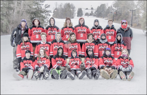 Boarder cross team looks to become 'King of the Hill'