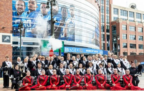 Milford Marching Band sees success at States