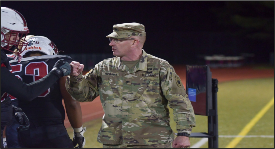 Military and First Responders Night