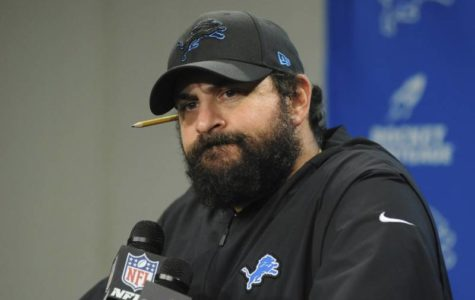 Matt Patricia In A Press Conference After A Loss