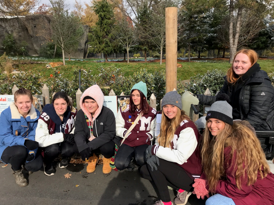 A.P Environmental Science students visit The Detroit Zoo