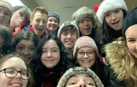 Milford Students attend Thespian Festival