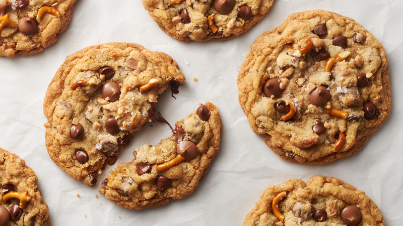 Panera Kitchen Sink cookie recipe leads to rare baking success story