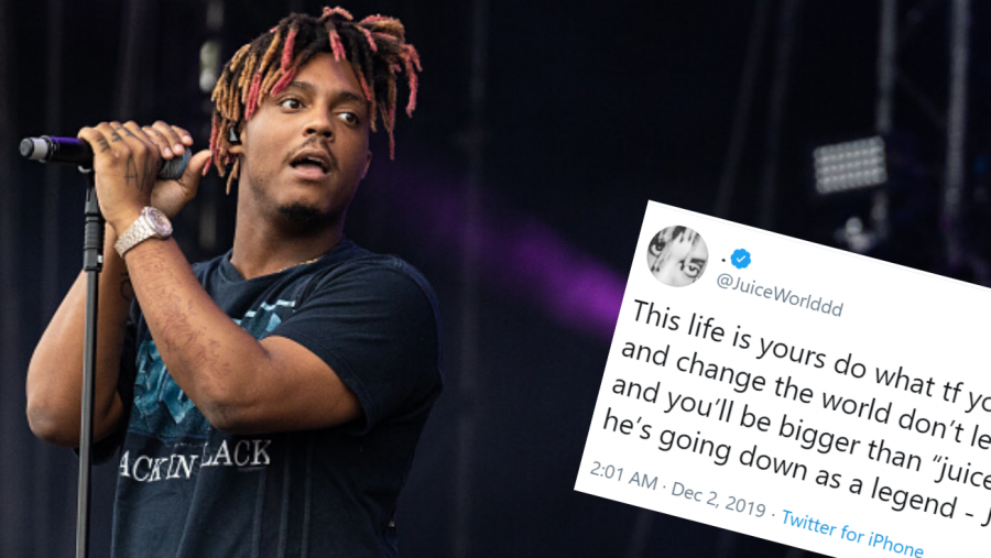Some fans believe Juicewrld faked his own DEATH!